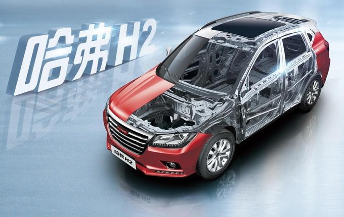 遭遇惊魂侧翻,哈弗H2彰显中国品质
