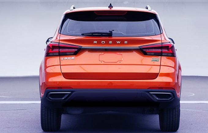 荣威新款RX3实车图曝光 外观大改车身大幅加长-图2