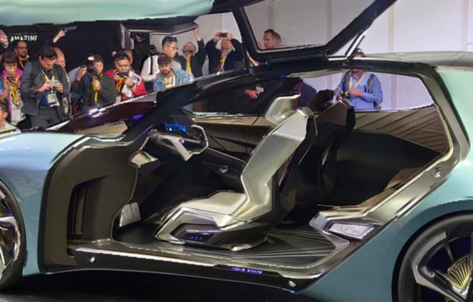 雷克萨斯将推全新纯电动车 动力堪比3.5L混动-图3