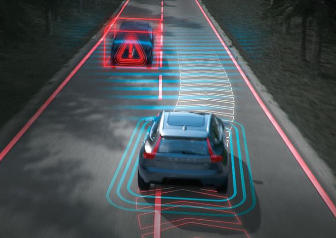 跟沃尔沃谈安全 新款S90告诉你什么是行业标杆-图5