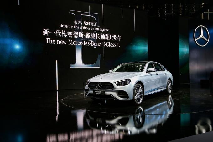 北京车展奔驰:全新S级/E级亮相 新V级上市AMG新车-图7