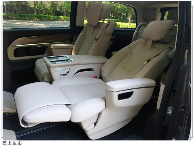 奔驰新V级预售49万起内外更豪华-标配空气悬架-图1