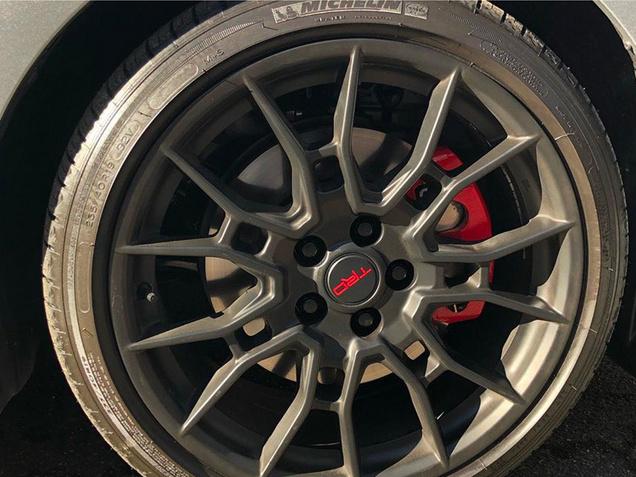 丰田亚洲龙TRD版最新实拍 将搭载V6引擎-图4