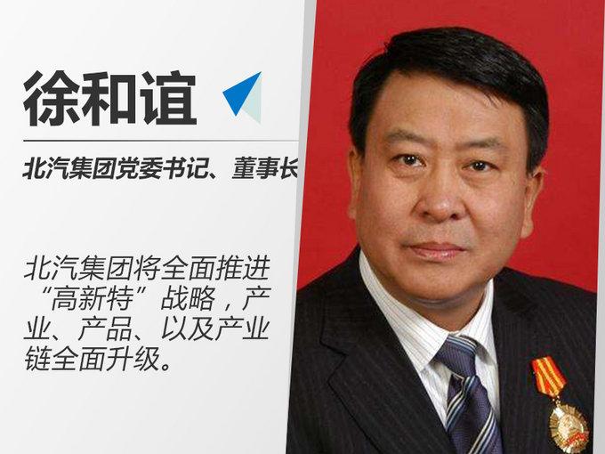 北汽集团高新特战略 豪华自主品牌年内发布-图2