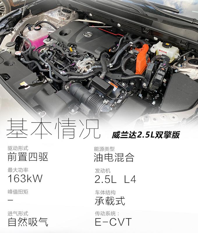 经济耐用/还配有超强四驱 试驾广汽丰田威兰达-图9
