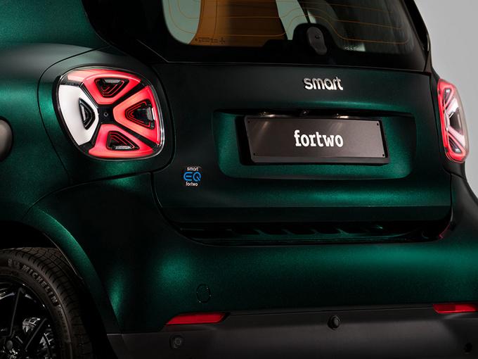 博速版纯电Smart曝光 内饰更豪华 换装16寸轮毂-图5