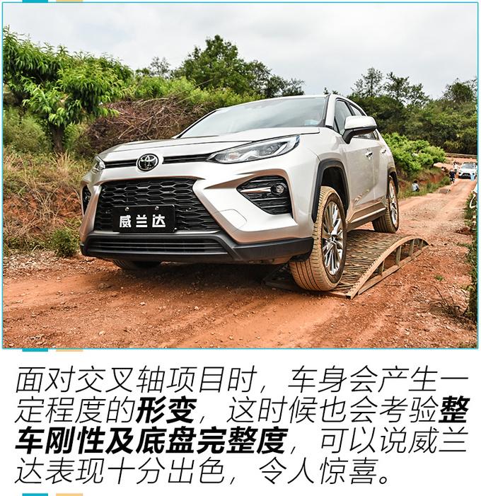 经济耐用/还配有超强四驱 试驾广汽丰田威兰达-图4