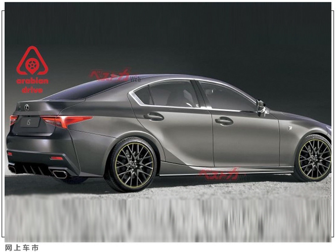 雷克萨斯新IS推500车型 搭5.0L V8引擎/车重减轻-图5