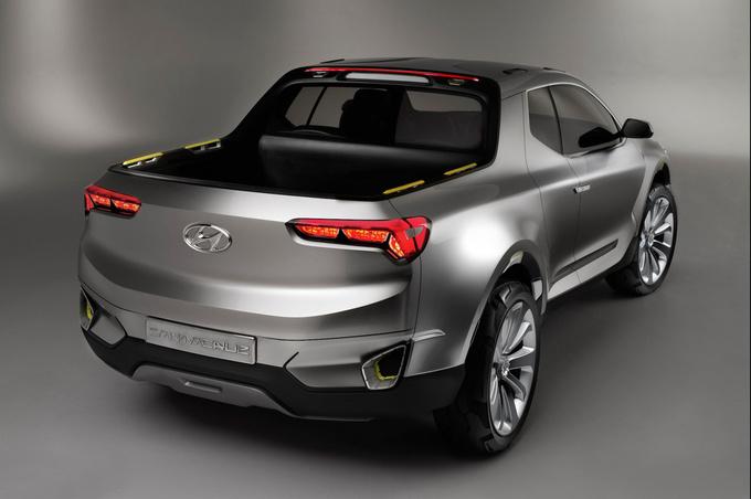现代新皮卡明年投产搭载3.0T直列6缸柴油发动机-图4