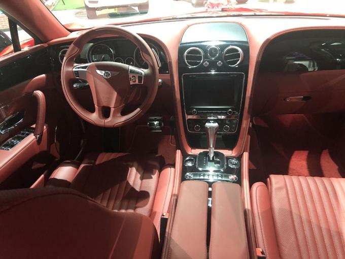 18款欧规宾利飞驰V8S 天窗4座超高性价比-图6