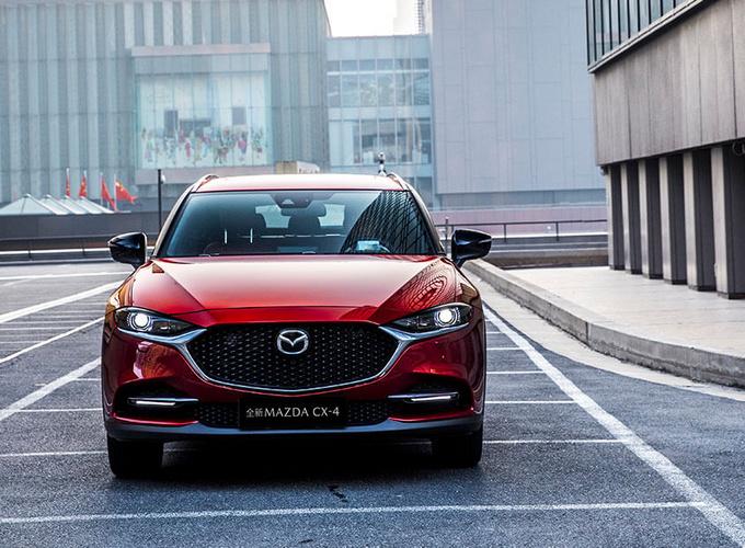 新款马自达CX-4正式上市售14.88万起-图1