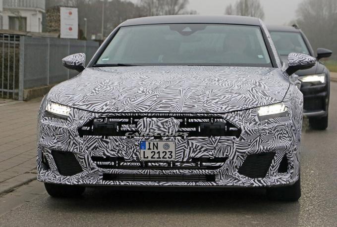 奥迪A7最新国产规划 车身造型大改/空间大幅提升-图2
