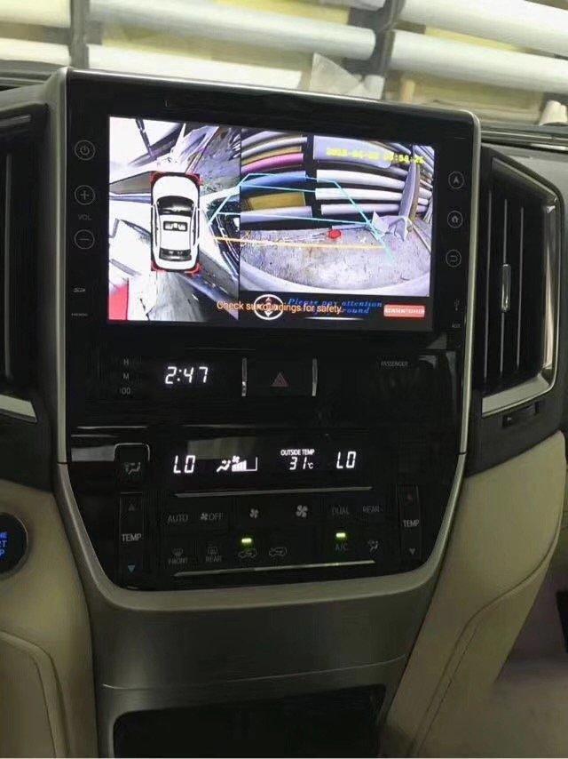 18款丰田酷路泽5700 动力充沛VXR限量版-图4