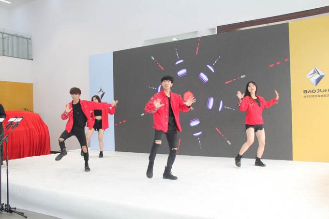 创造出行新生活 新宝骏RS-5东莞上市发布-图3