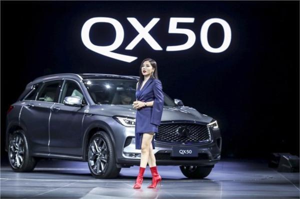 创新豪华SUV 全新英菲尼迪QX50正式上市-图5