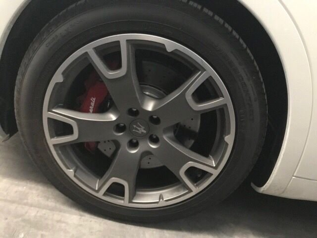 18款玛莎拉蒂SUV 高功率越野超级优惠价-图12