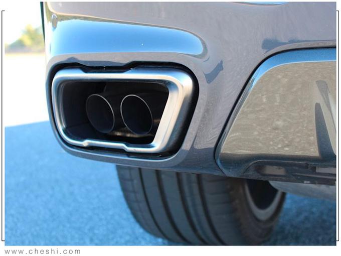宝马X6 M50i实拍配激光大灯四出排气更运动-图7