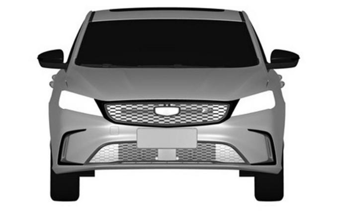 吉利缤瑞新车型曝光 或搭1.0T动力 价格更便宜-图1