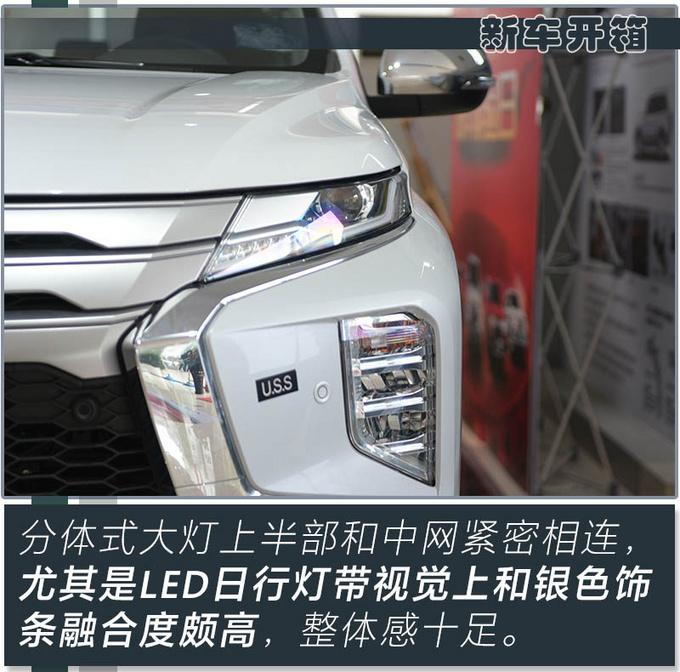 进口硬派SUV不到30万就能买新款帕杰罗·劲畅到店-图8