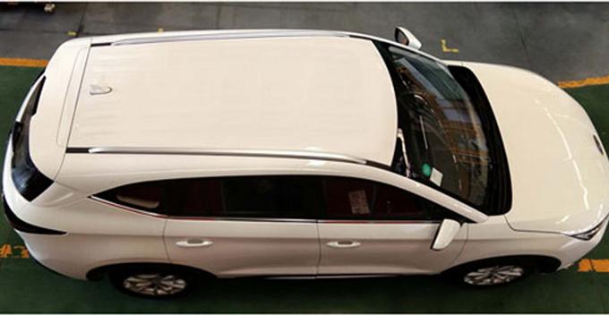 江淮最大号SUV实拍曝光 轴距超传祺GS8主推6座车-图3