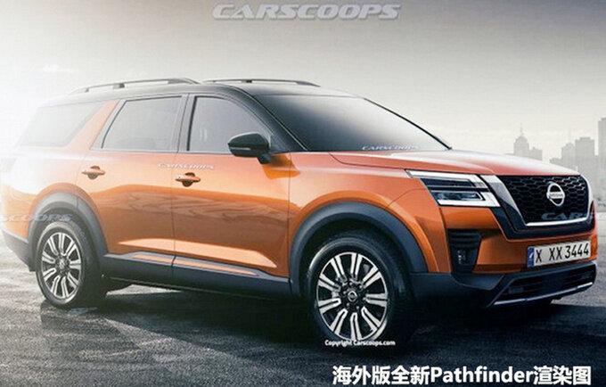 东风日产新车规划曝光 大SUV将国产/轩逸推新动力-图1
