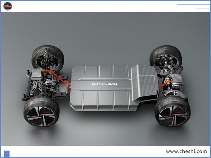 日产全新电动车即将亮相 搭双电机/PK特斯拉-图5