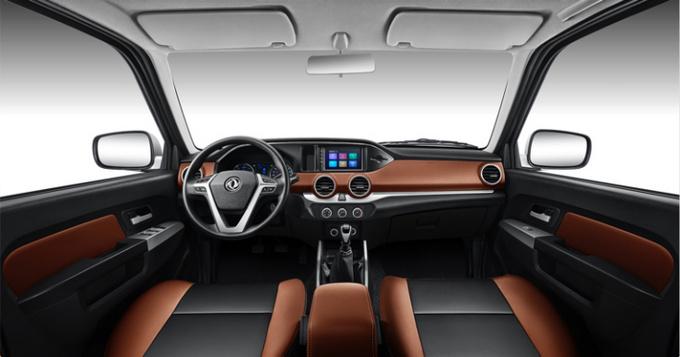 郑州日产锐骐柴油国六车型现已正式开启预售-图3