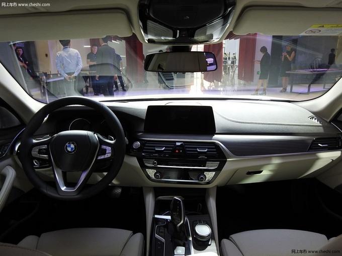 宝马5系最高优惠5.58万元 店内现车销售-图3
