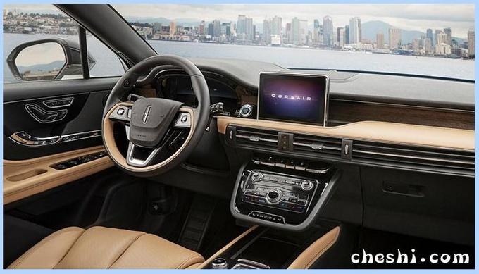 林肯全新中型SUV曝光 搭2.3T引擎/竞争丰田汉兰达-图5
