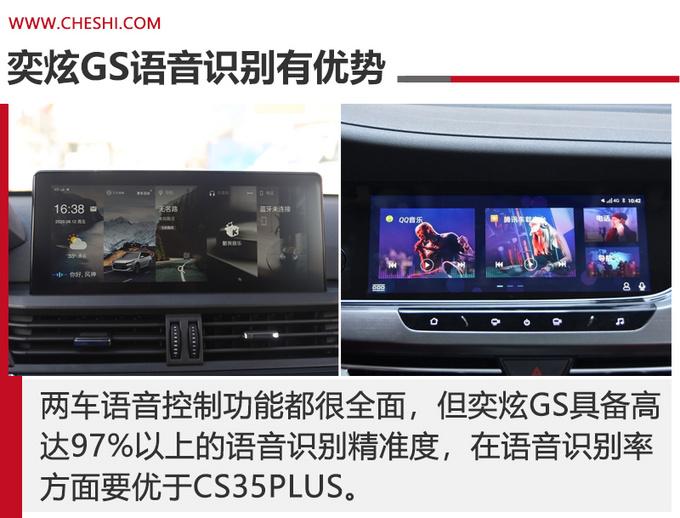 7-10万级SUV的标杆之争 当CS35PLUS遇上奕炫GS-图8