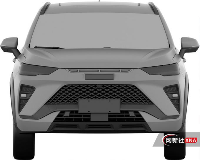 哈弗全新紧凑型SUV曝光采用插混系统 或12万起-图2