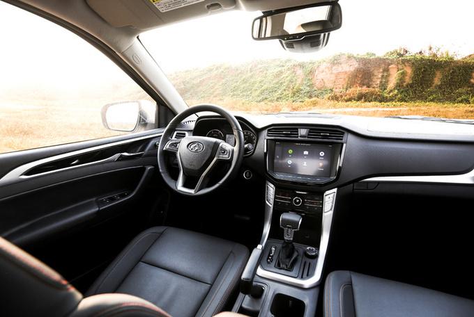 价格最低的柴油自动挡皮卡国六标准+宽体车身-图5