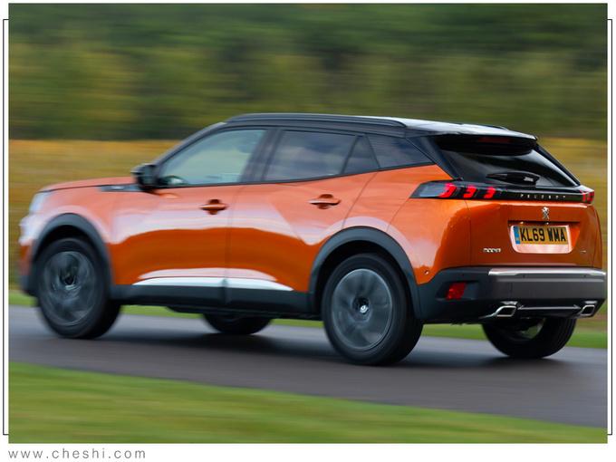 标致两款全新SUV上市搭1.2T引擎/pk本田缤智-图2