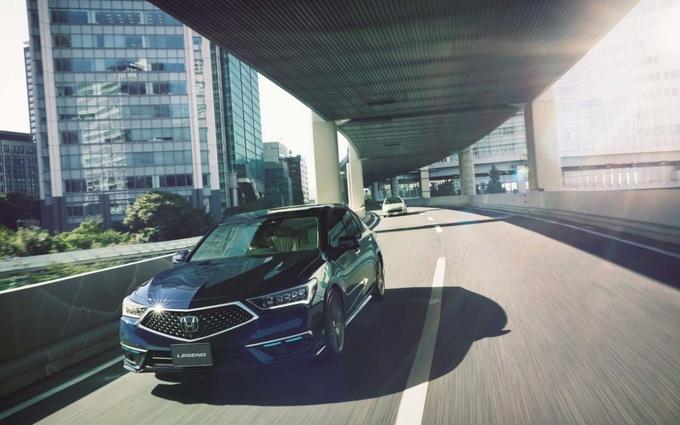 本田获得L3级自动驾驶认证 首款车型本田里程发布-图2