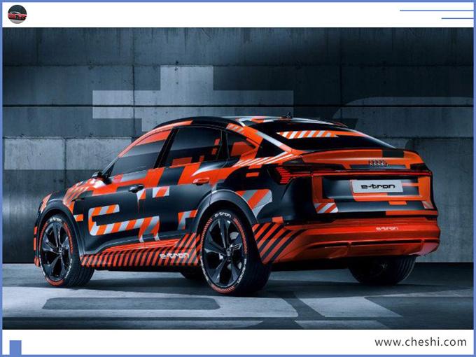 奥迪全新纯电SUV运动版 动力大幅提升11月首发-图5