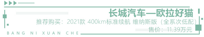 续航/空间/配置面面俱到 10-16万电动车哪些值得买-图5