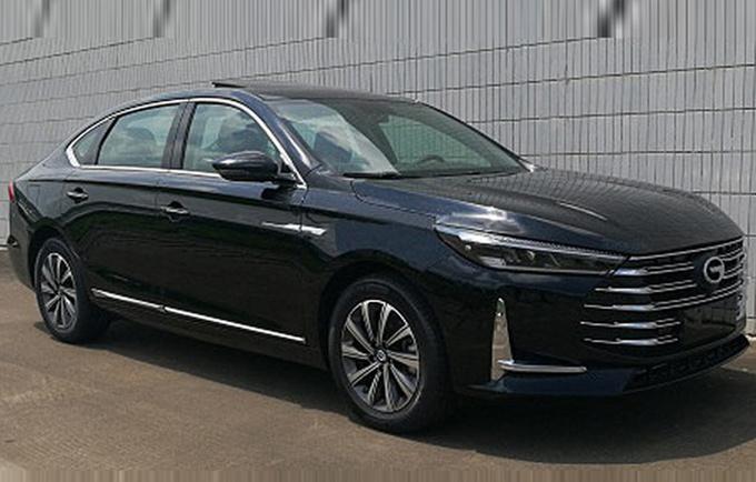 广汽传祺4款新车年内上市 GS4轿跑版实车已到店-图1