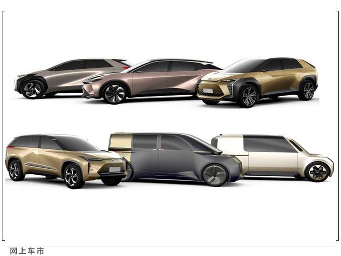 丰田全新小型跨界电动车曝光提供3级半自动驾驶-图6