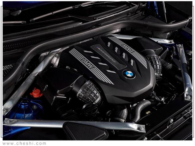 宝马全新一代X6上市 搭3.0T引擎居然还有这功能-图6