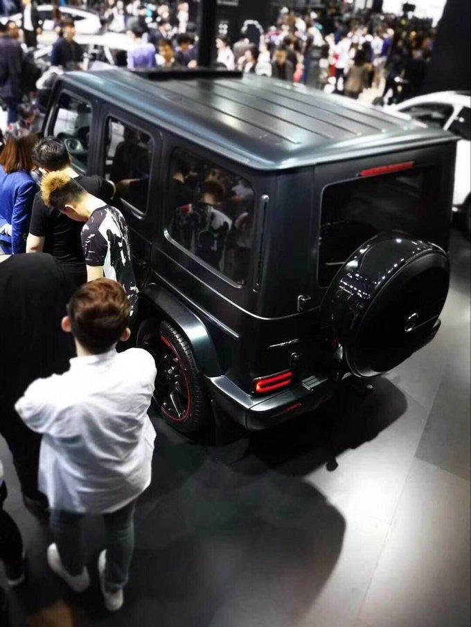 2019款奔驰G63火热预定中 特惠新车上市-图4
