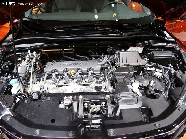 本田XRV降价3W 本田XRV报价及图片 本田XRV销量 本田XRV中配的高清图片