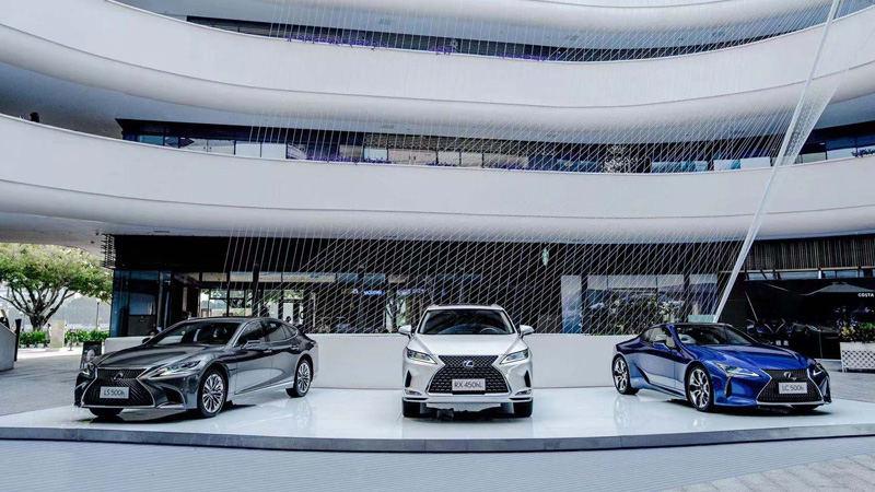 雷克萨斯启示录如何打造一个豪华汽车品牌-图9