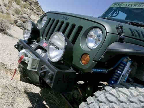 jeep牧马人 大脚怪 国外2010款suv改装实例高清图片
