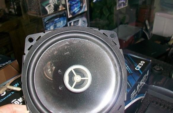 雪佛兰科帕奇改装升级音响高清图片