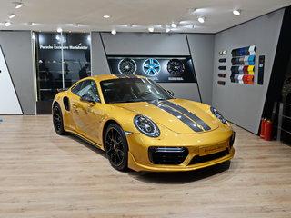 911 TURBO S 限量款