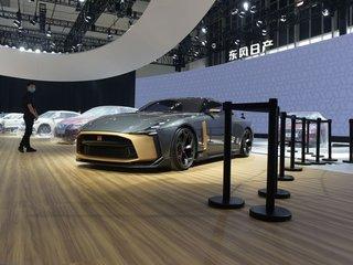 日产GT-R 2021款