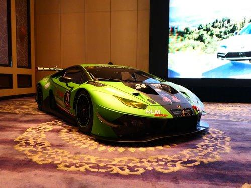 Huracán GT3 EVO