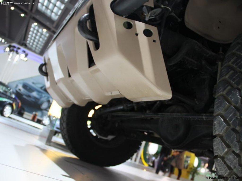 勇士外观细节高清图片 4 13 网上车市 大图高清图片