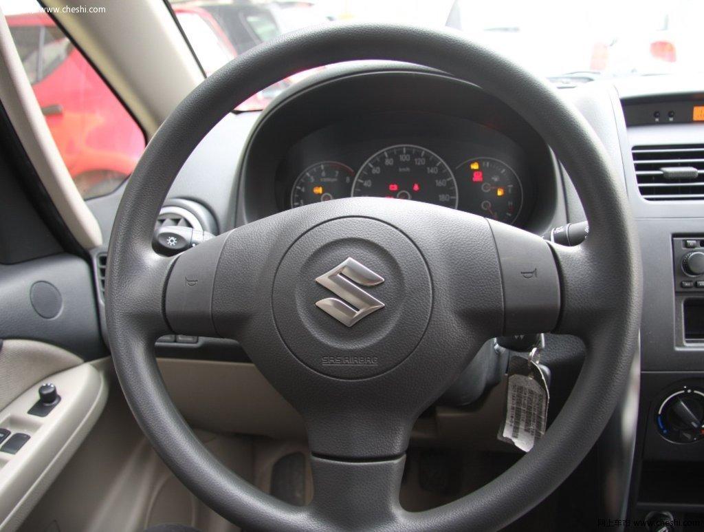 天语sx4 长安铃木 天语sx4-三厢 超值版 2010款中控局部图片