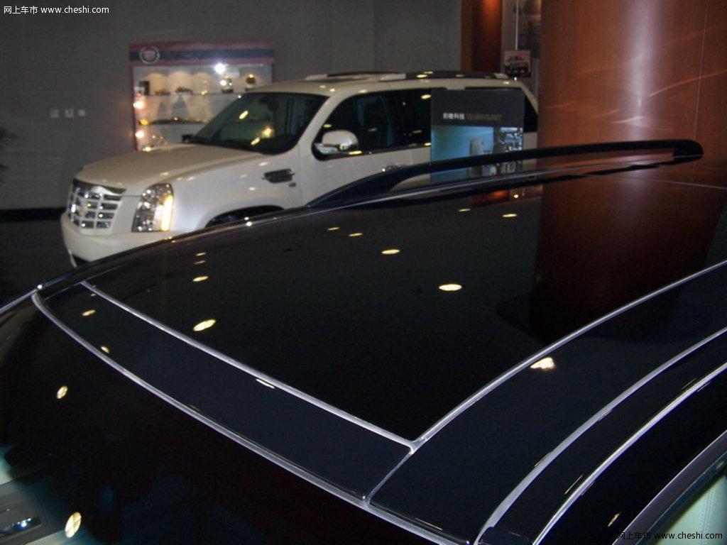 凯迪拉克srx2006款 3.6l 自动 四驱豪华型